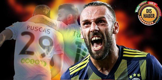 Fenerbahçe'nin yeni golcüsünü duyurdular! Muriqi 20 milyona satılıyor ve Puscas...