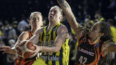 Fenerbahçe Öznur Kablo-UMMC Ekaterinburg: 84-88 (MAÇ SONUCU-ÖZET)