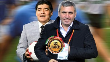 Georghe Hagi'den itiraf! Diego Maradona...