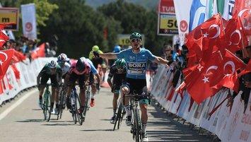 Cumhurbaşkanlığı Bisiklet Turu'nun Nevşehir etabı iptal edildi!