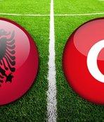 Türkiye maçı ne zaman? Arnavutluk Türkiye maçı hangi kanalda? CANLI İZLE...
