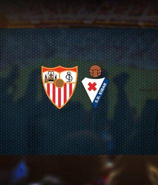 Sevilla-Eibar maçı ne zaman? Saat kaçta? Hangi kanalda canlı yayınlanacak?