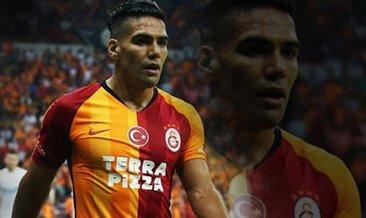 Galatasaray'da Radamel Falcao ne zaman sahalara dönecek? Falcao'nun sakatlığı ne? Son durumu...