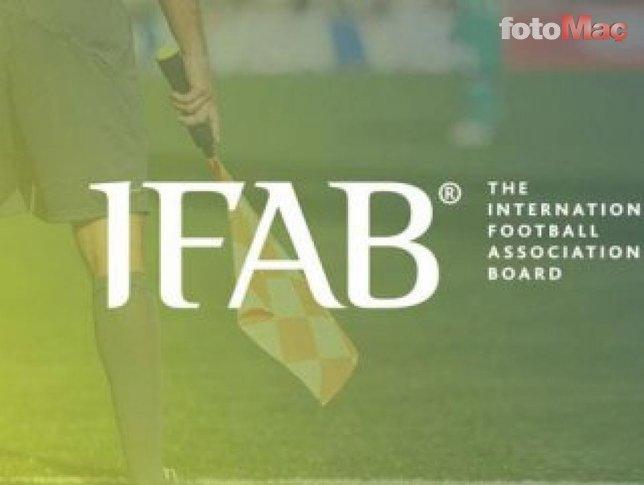 IFAB yeni kuralları duyurdu!