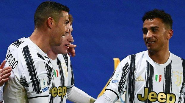 Juventus - Napoli: 2-0 (MAÇ SONUCU - ÖZET) #