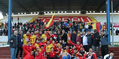 Tire Belediyespor Süper Amatör Lig'e yükseldi