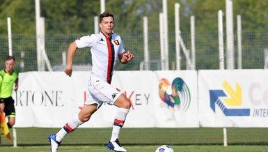 Genoa Miha Zajc'ı 1 yıllığına kiraladı!