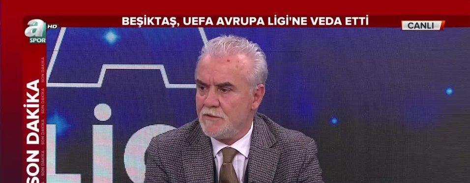 """""""3 köy takımının olduğu yerde Beşiktaş 3. oldu"""""""