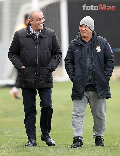 Lazovic and Nandez in Galatasaray