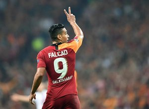 G.Saray'da Real Madrid mesaisi! İşte Falcao'nun son durumu