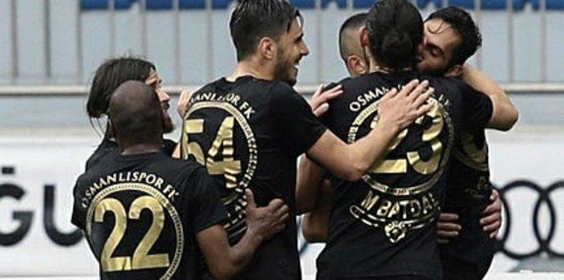 Osmanlıspor maçlarında gözler penaltı noktasında