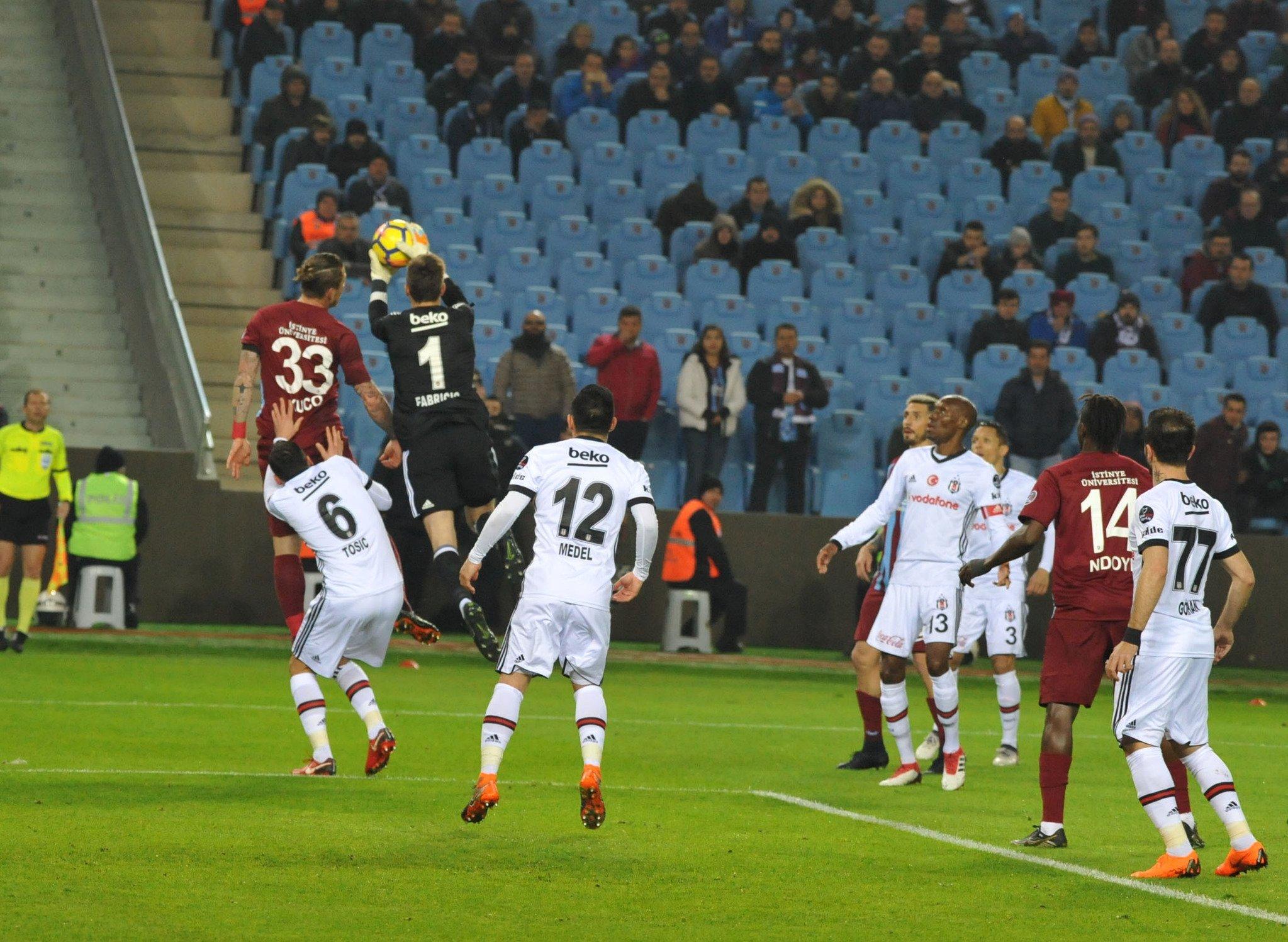 Usta kalemler Trabzonspor-Beşiktaş maçını yorumladı