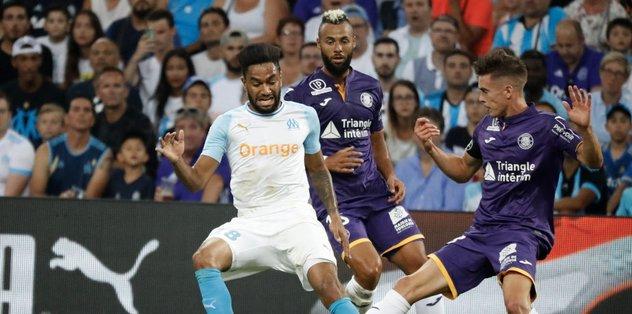 Ligue 1'de ilk maçın galibi Olympique Marsilya