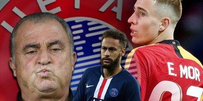 Galatasaray şimdi yandı! UEFA'dan ağır ceza...