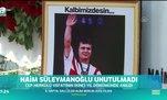 Naim Süleymanoğlu unutulmadı