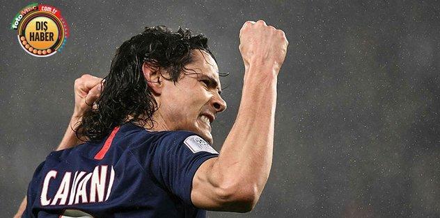 Atletico Madrid vazgeçti! İşte Cavani'nin yeni adresi - Fransa Ligue 1 -