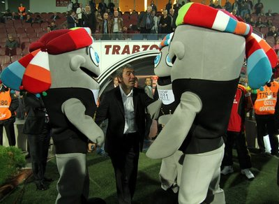 Trabzonspor - Galatasaray (Spor Toto Süper Lig 11. hafta mücadelesi)