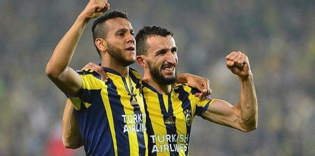 Fenerbahçe'de yıkılmaz kale! Josef ve Topal...