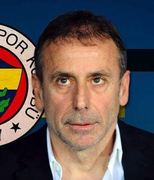 Fenerbahçe'den Abdullah Avcı açıklaması!