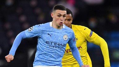 Manchester City Borussia Dortmund: 2-1 | MAÇ SONUCU ÖZET