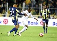 Fenerbahçe - Atiker Konyaspor maçından kareler!