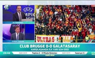 """""""Club Brugge Galatasaray kalitesinde bir takım değil"""""""