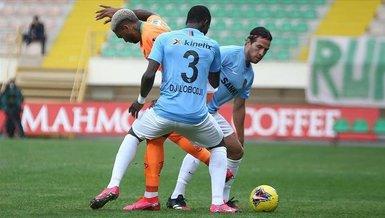 Gaziantep FK deplasmanda taraftarını üzüyor