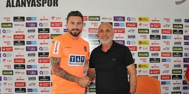 Aytemiz Alanyaspor, Kaan Kanak'ı transfer etti