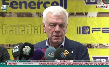 """Ali Ay: """"VAR İstanbul takımlarına göre ayarlanmış"""""""