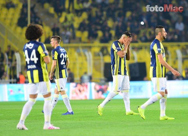 Fenerbahçe'ye transferde rakip çıktı!
