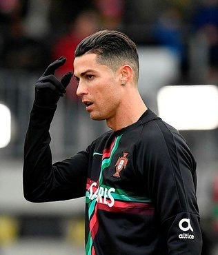 Ronaldo Atalanta maçı kadrosuna alınmadı