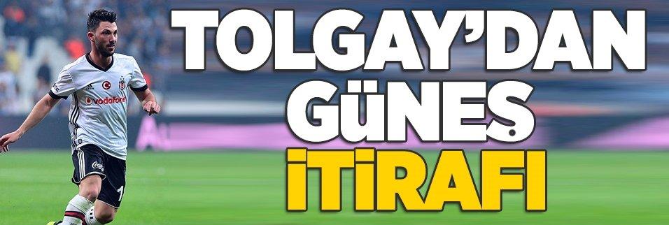 Tolgay Arslan'dan Şenol Güneş itirafı!
