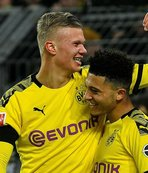 Borussia Dortmund sahasında Köln'ü 5-1 yendi