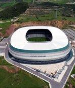 Kocaeli Stadı açıldı