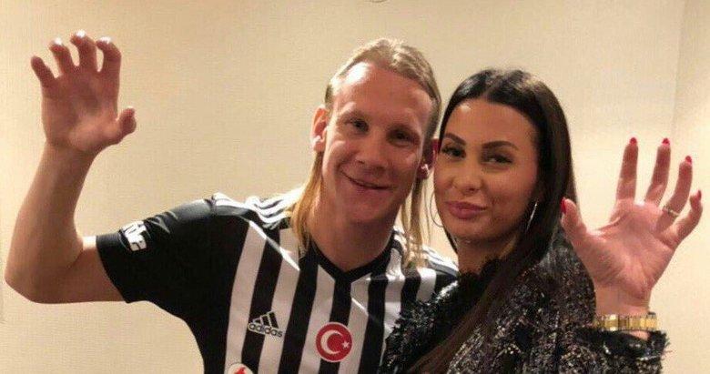 Domagoj Vidanın eşi Ivana çıldırdı: Utanmazlık