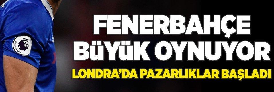 Fenerbahçe büyük oynuyor!