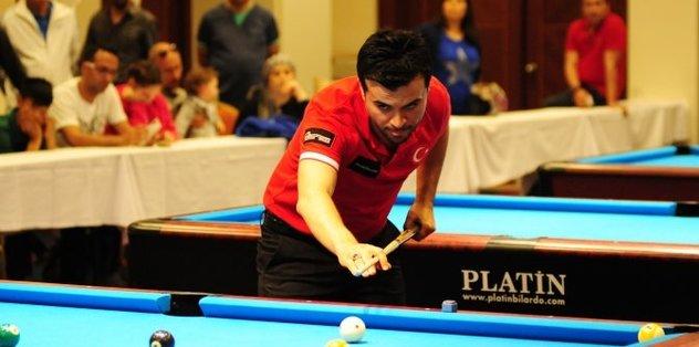 Türkiye Pool Şampiyonası Antalyada