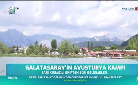 Galatasaray'ın Avusturya kampından son gelişmeler