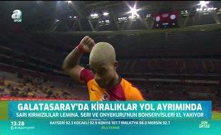 Galatasaray'da ayrılık rüzgarı! Kiralık oyuncular...