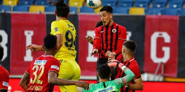 Genlerbirliği 1-1 Fenerbahçe | MAÇ SONUCU - Futbol -