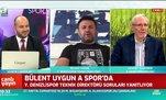 """Canlı yayında flaş sözler! """"Sneijder ile birlikte çalışmak isterim"""""""