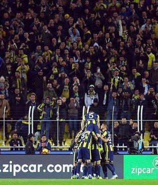 Kadıköy'de 38.368 taraftar yer aldı