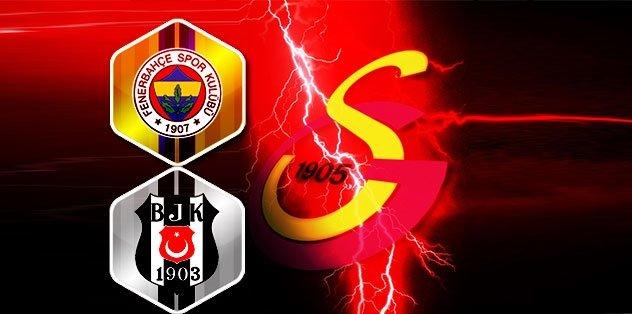 Galatasaray Fenerbahçe ve Beşiktaş'ın eski yıldızlarının peşinde!