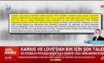 Karius ve Love'dan Beşiktaş için şok talep!