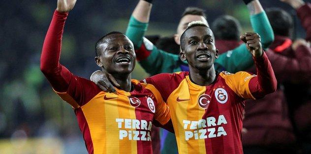 Fenerbahçe 1-3 Galatasaray MAÇ SONUCU