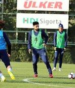 Fenerbahçe'de Trabzonspor maçının hazırlıkları başladı