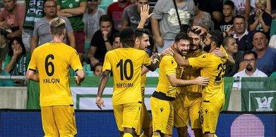 Olimpija Ljubljana 0-1 Yeni Malatyaspor | MAÇ SONUCU (MAÇ ÖZETİ)