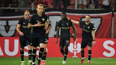 Olympiakos 2-1 Antwerp (MAÇ SONUCU - ÖZET)