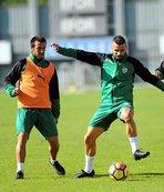 Bursasporlu futbolcular, Merter Yüce için seferber oldu