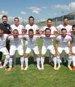 Tita, Nevşehir Belediyespor formasıyla ilk golünü attı